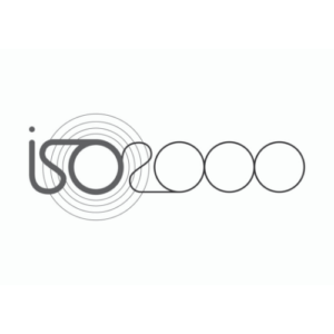 logo iso 2000 isolation