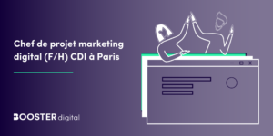 job chef de projet marketing paris